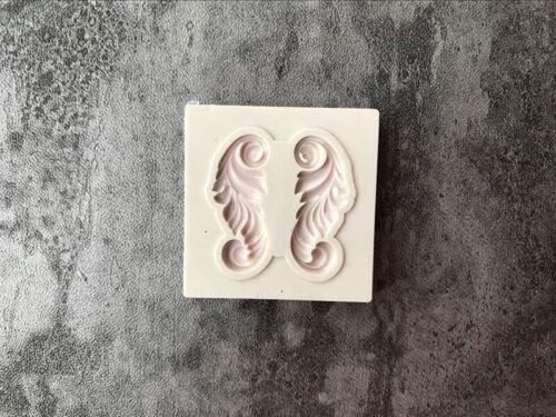3D Silikon Fondant Silikonform Hochzeit Tortendeko Marzipan Kuchen Form