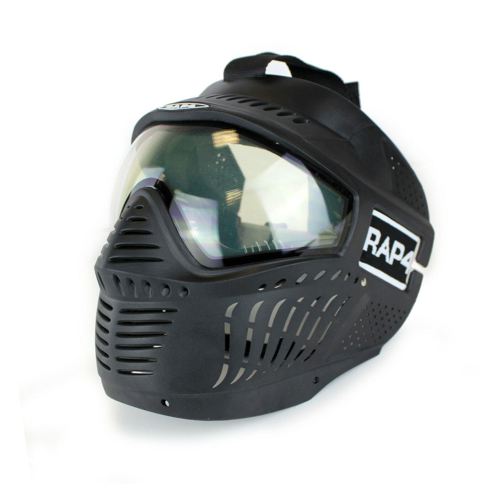 Hawkeye Goggles One of the Best Thermal Anti Fog Paintball Masks [BT2]