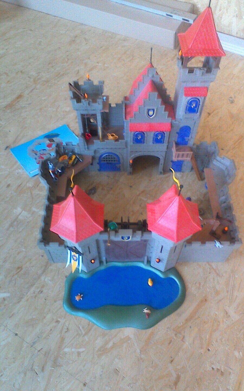 Playmobil 3268 große Löwen Ritterburg  | Qualität