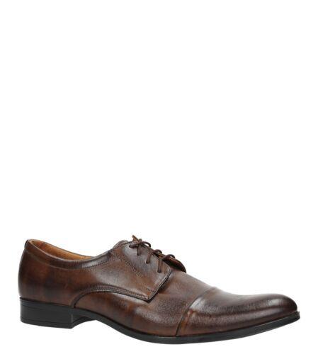 Zapatos cordones para noche planos Windssor de hombre de reales elegantes Zapatos con cuero qqpwCOTn
