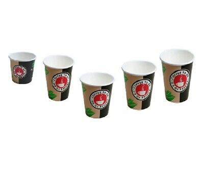 1000 Coffee TO GO Becher 200 ml Kaffeebecher Pappbecher Coffeebecher
