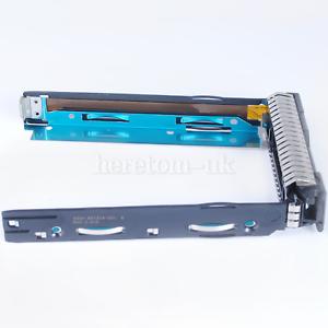"""HP G8 G9 651314-001 3.5/"""" SATA HDD Tray Caddy 651320-001 DL380p ML350e ML310e"""