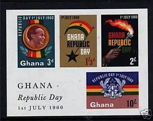 Ghana-1960-Republic-Day-MS-SG-248a-MNH