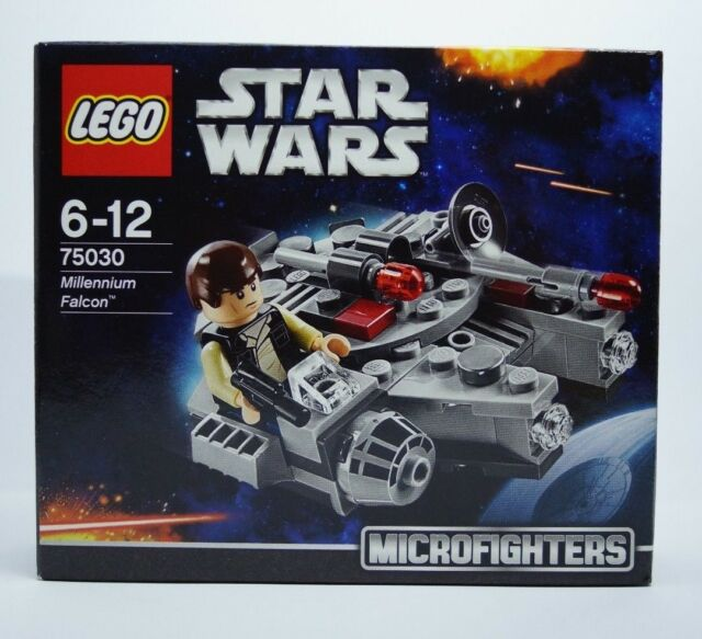 LEGO 75030 Star Wars Microfighters Millennium Falcon Han Solo - NEW