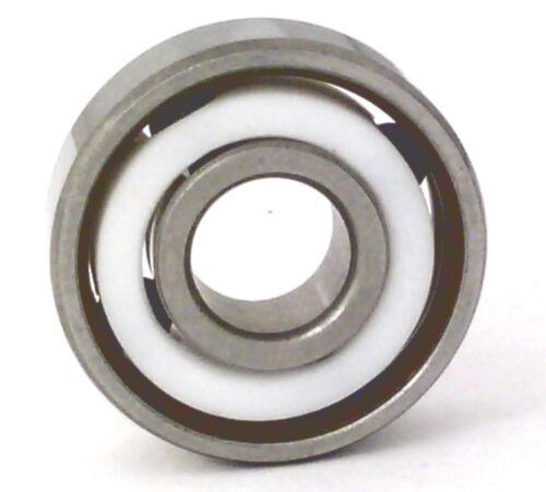 Low Friction High Speed 4-Balls Hybrid Ceramic 608 Bearing 8x22x7 High Quality