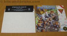 Prison Riot - Diskette + Anleitung für Commodore 64 - C64 Game on disk