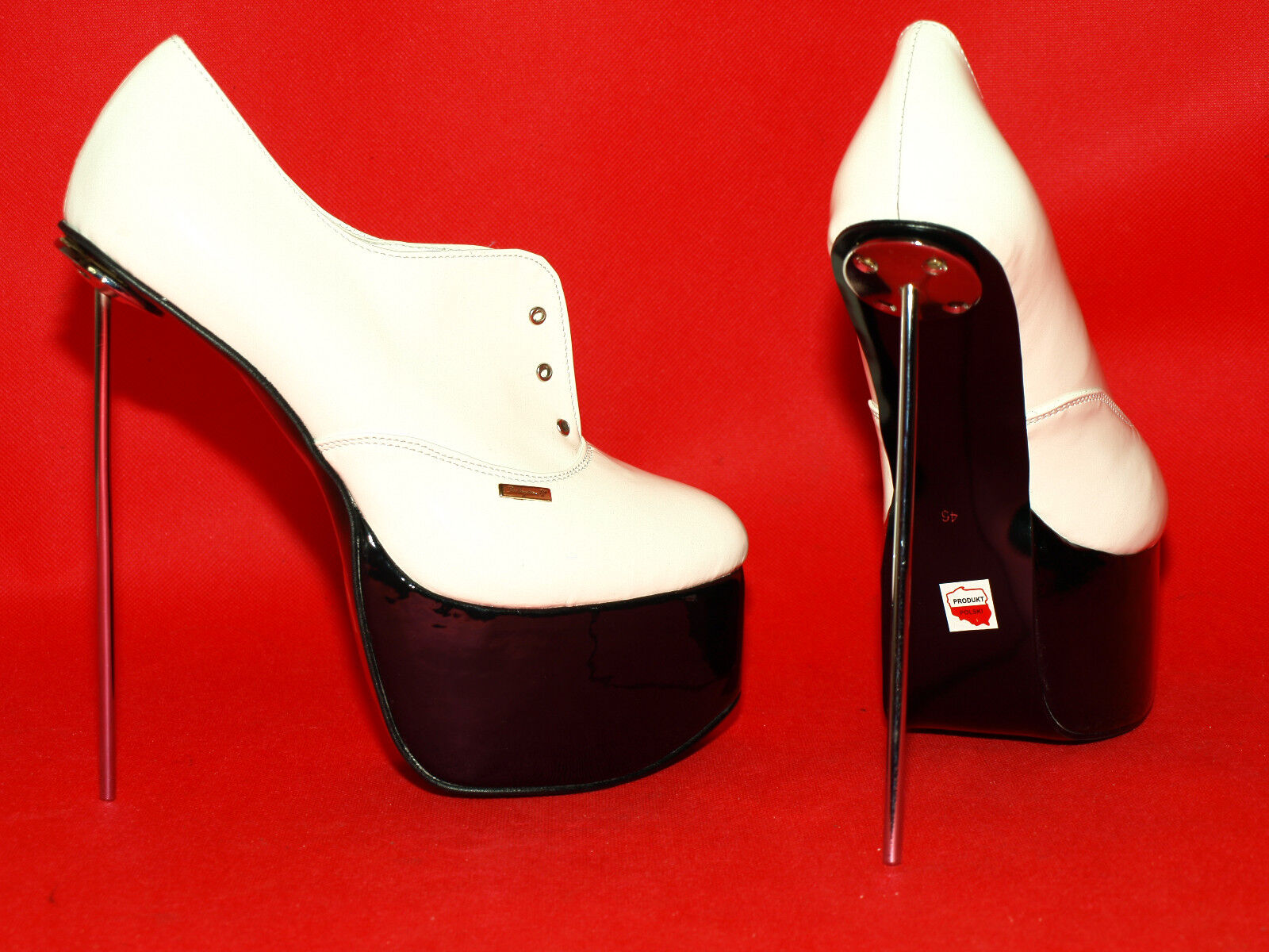 Highs heels  37 38 39 40 41 42 43 44 45 46 47 Bolingier-Poland heels 20cm FS1421