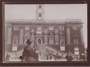 Roma-Roma-Capitol-Italia-Italia-Foto-Amateur-Vintage-Citrato-1898