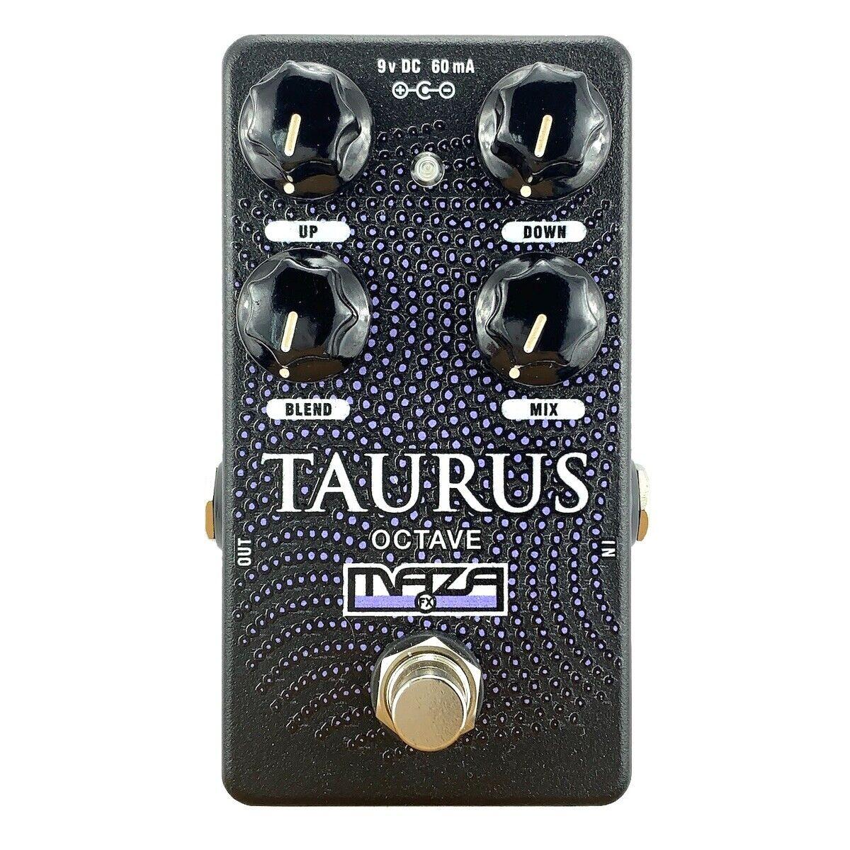 Maza Fx Oktave Gitarre Pedal - Taurus