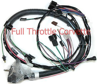 1980 Corvette Wiring Harness Engine Auto Transmission & Lock Up Converter  US C3 | eBay | 1980 Corvette Wiring Harness |  | eBay