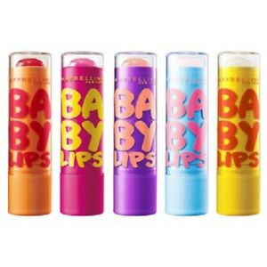 Baume-a-levres-BABY-LIPS-maybelline-new-york-crayon-stick-differents-neufs