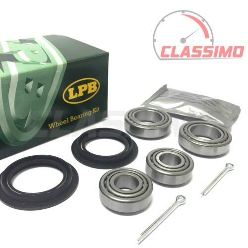 all models 1975 to 1988 Front Wheel Bearing Kit Pair for OPEL MANTA B