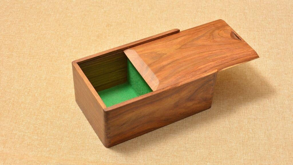 Sheesham Wood Storage Storage Storage Box 4 Inch Chess Sets Extra Queen - M0081 433bcc