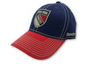 Image is loading New-York-Rangers-Reebok-NHL-Structured-Winter-Classic- 27cb8b38a