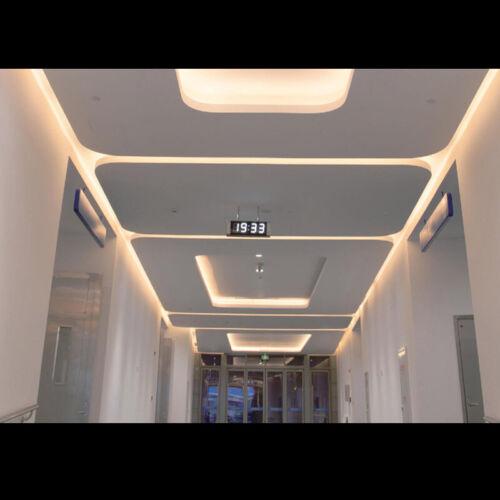 Netzteil 12V 5m 10m 20M LED Stripe Set 3528 SMD Band Leiste Streifen warmweiß