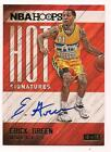 2015/16 Panini NBA Hoops Auto Erick Green Denver Nuggets