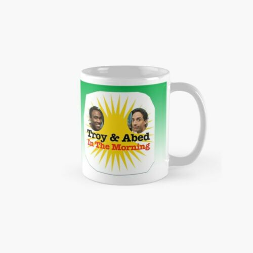 Community Troy and Abed in the Morning 11 Oz /& 15 Oz Mugs