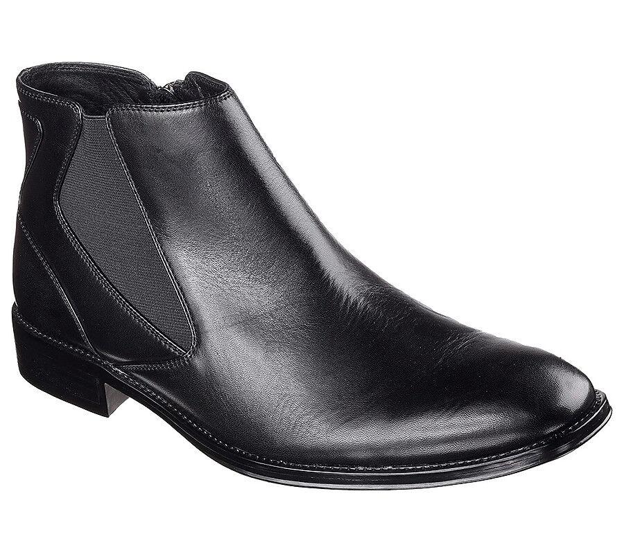 Nuevo MARK NASON Los Angeles Goodman cuero hombres botas talla 10.5