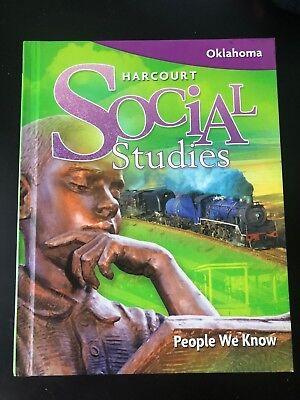 GRADE 2 Harcourt Social Studies Student Textbook