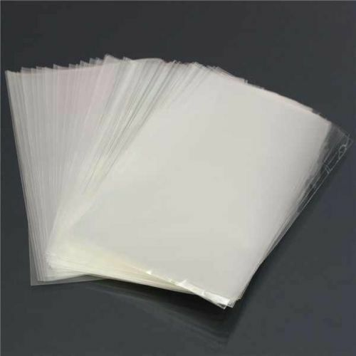 "200g /& 120g claro Envase Alimento uso almacenamiento bolsas de plástico de 6 X 10/"" pulgadas"