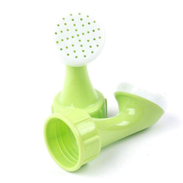 4 Pcs Portable Plastic Plant Flower Watering Sprinkler Nozzle, 22mm Caliber L2N8