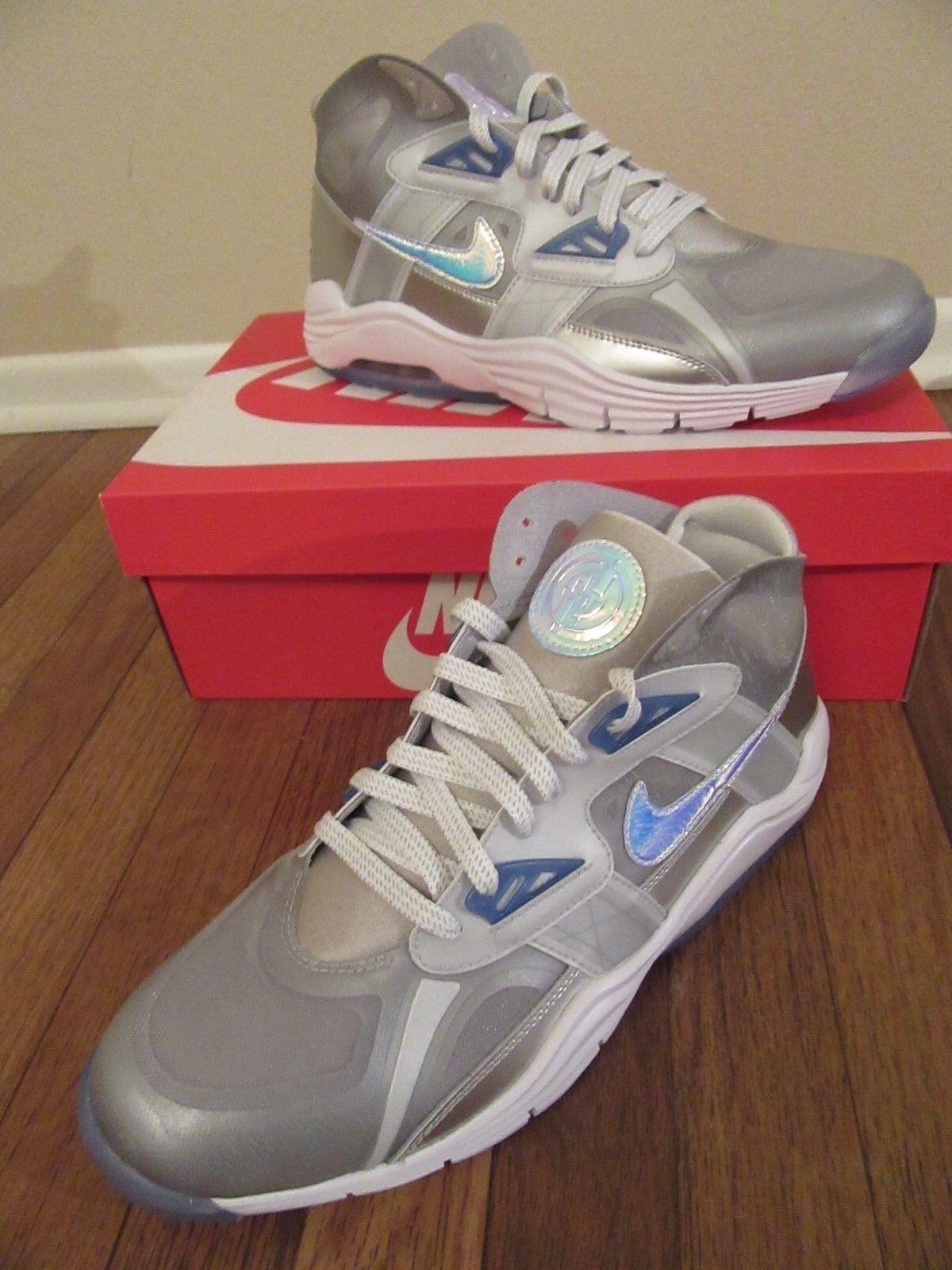 Nike lunar 180 180 180 trainer sc sonodiventate qs dimensioni 11,5 argento metallico 646797 001 pennino sb ltd e4a90f