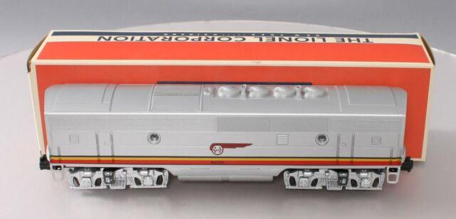 Lionel 6-18115 Santa Fe F-3 B Unit Non-Powered Diesel Locomotive (Dummy) LN