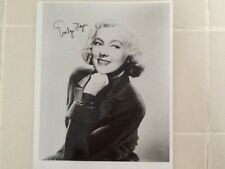 Evelyn Keyes SIGNED Photo GWTW Scarlett Sister