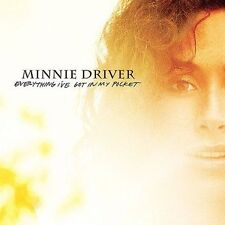 Everything I've Got in My Pocket Driver, Minnie Audio CD