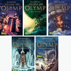 sehen großer Rabatt ungeschlagen x Details zu Helden des Olymp Rick Riordan Der verschwundene Halbgott Der  Sohn des Neptun