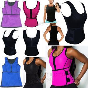 Neoprene Waist Trainer Corset Sweat Belt Vest Weight Loss Slimming Shapewear Hot