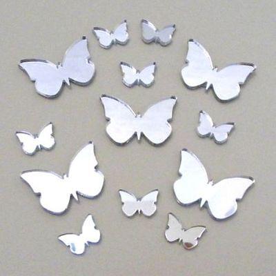 Decorative birds and butterflies
