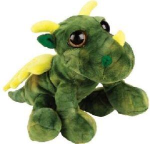 Suki 14536 Green Dragon 11 13/16in Cuddly Toy Collection Suki Classic