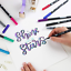 Tombow Dual Brush Pen Art Markers 10-Pack Galaxy