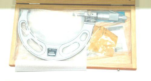 NSK 100-125mm Digital Micrometer Made in Japan