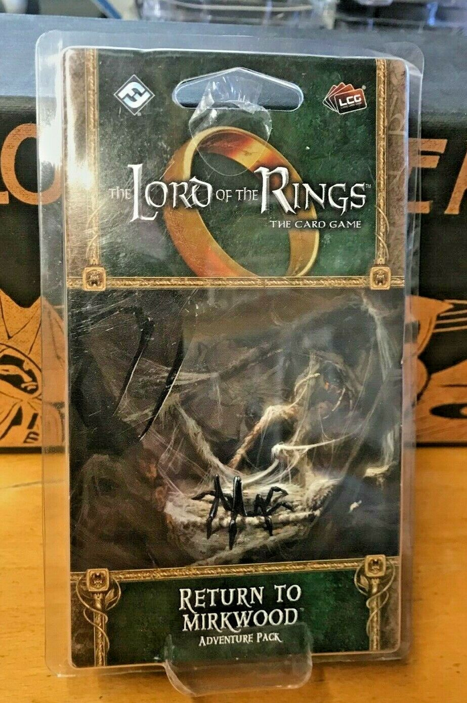 Return to Mirkwood Adventure Pack - Lord of the Rings LCG  - SofM v6