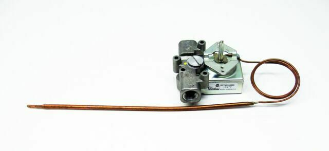 461658 GST40240000 Robertshaw Gas Oven Thermostat Vulcan Hobart 00-498096-00550