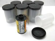 7 Rolls Kodak HD4 High Definition ISO 400 35mm Color negative film 24 Exp.