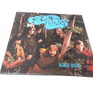 Clear-Light-039-Black-Roses-039-Edsel-ED245-Vinyl-LP-with-Insert-EX-NM-Nice-Copy