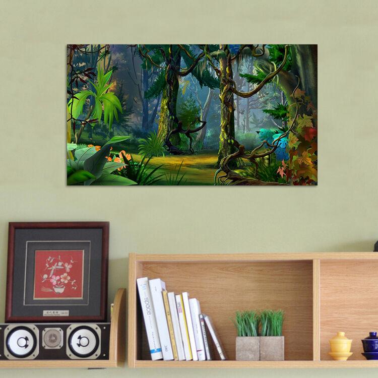 3D Schöner Wald Weinrebe 844  Fototapeten Wandbild BildTapete AJSTORE DE Lemon