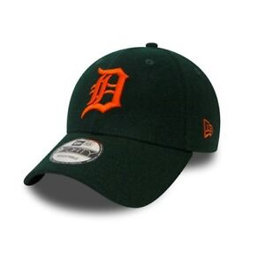 New-Era-9FORTY-MLB-Detroit-Tigers-Invernale-Utilita-Melton-Curvo-Baseball