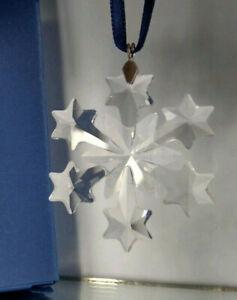 Swarovski 663147 KLEINER Weihnachtsstern Ornament ...