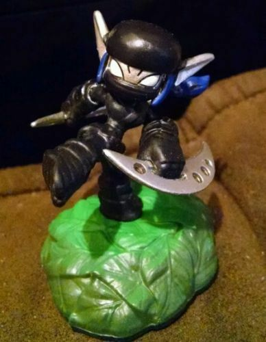 Dark Stealth Elf Skylanders Swap Force WiiU Xbox PS3 Universal Character Figure