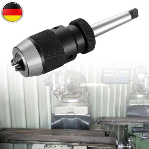 Bohrfutter Schnellspann-Bohrfutter 1-16mm B16 Mit Kegeldorn MK2 Austreiblappen