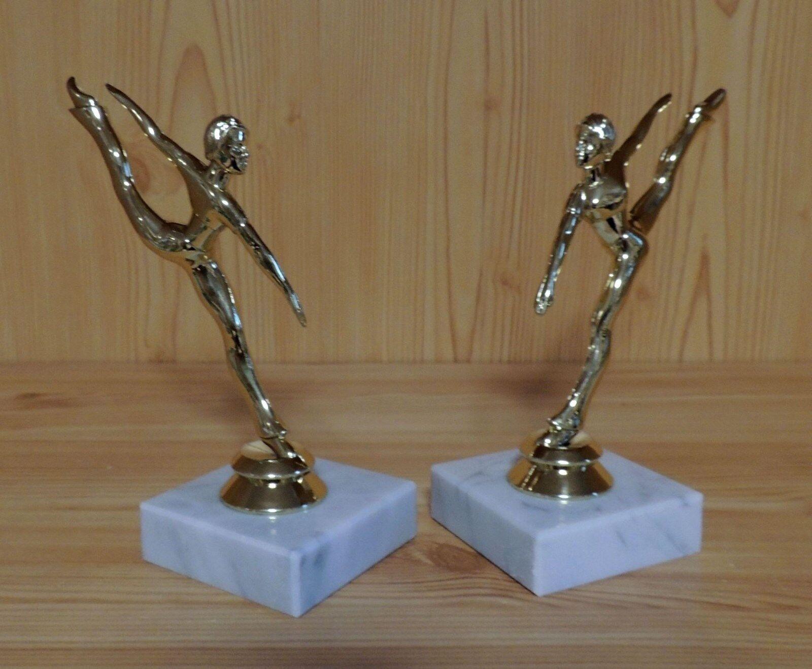1 gymnastique Femmes personnage 14 cm avec Gravure #1 (Coupe (Coupe (Coupe trophées Sol Gymnastique Gymnastique au) f96788