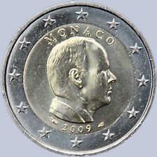 Monaco : 5 x 2 euro 2009. UNC!