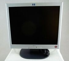 "HP L1702 17"" LCD Computer Monitor VGA Only w Cables Free Shipping!"