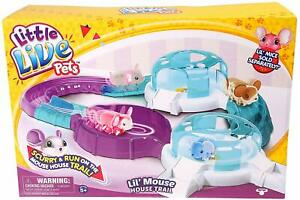 Little-Live-Pets-Lil-039-Mouse-Trail-Factory-Sealed