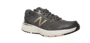 New Balance Womens W560cm7 Gray Running Shoes Size 6 (1428931)