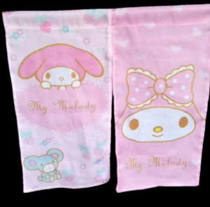My Melody Cosplay Rideau Porte Rideaux Fit salle ANIME NEW